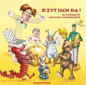 D'Zyt isch da CD